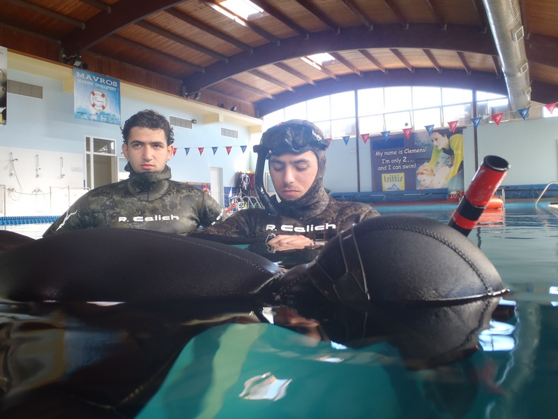 freediving school